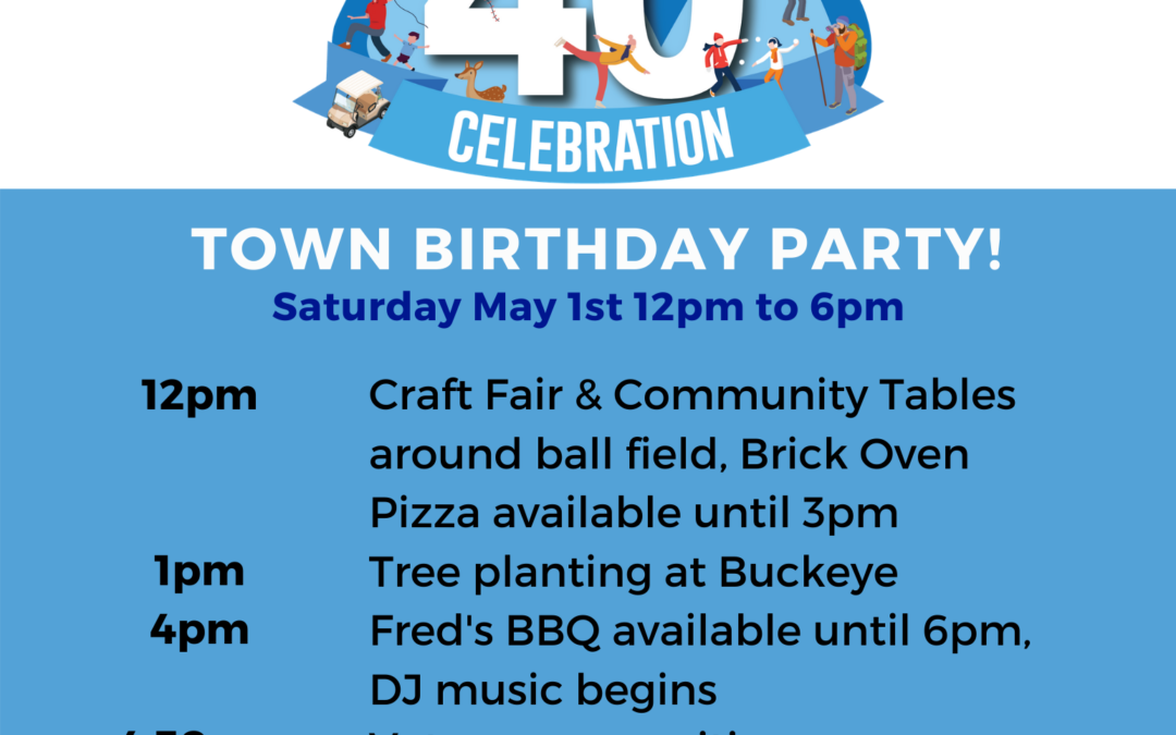 Town of Beech Mountain's 40th Birthday